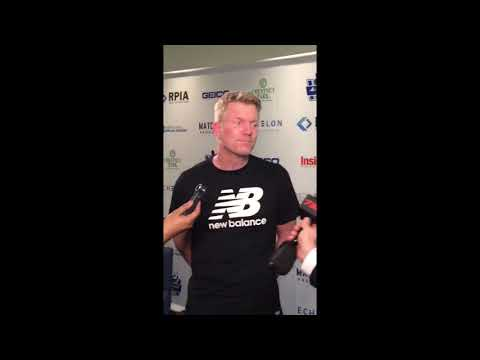 TSC Jim Courier Interview 2018