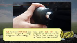 Fungsi OD atau Over Drive pada kendaraan Metic