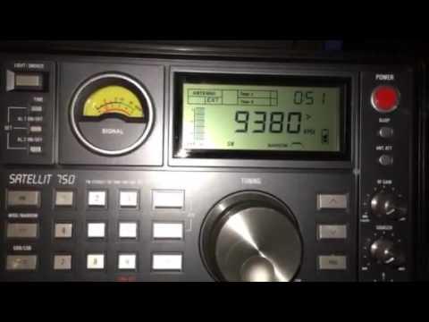 All India Radio New Delhi (Vividh Bharati), 9380 kHz, 19 October 2017, 00:51 UTC