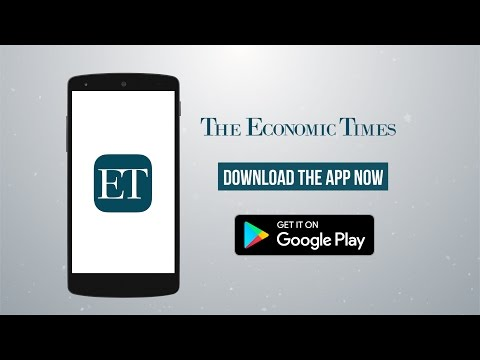 Introducing the all new Economic Times App | Download now from Google Play