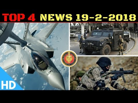 Indian Defence Updates : US India F-35 Deal,India Indonesia Special Forces Drill,CRPF Sherpa Vehicle