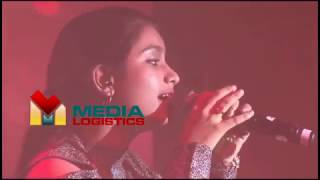 nahid afrin performing infront of huge fans