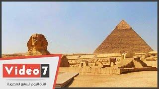 """شاب يقترح """"إحياء عصر الفراعنة بالأماكن الأثرية"""" لتنشيط السياحة"""