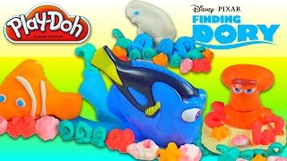 Play-doh Finding Dory Peppa Pig Softee Dough Pinypon Dollhouse