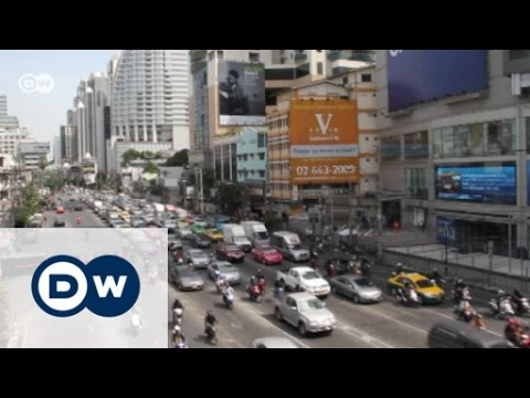 Digital technology and traffic management | DW English