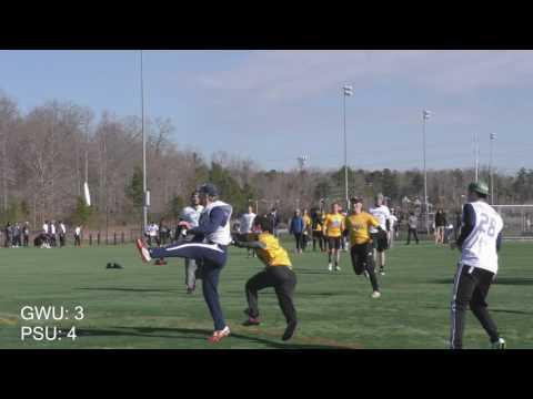 Penn State vs George Washington | Quarterfinals at Mid-Atlantic Warmup
