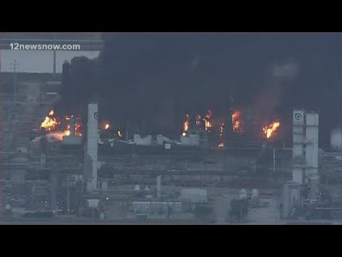 Lamar Port Arthur Safety Specialist Explains Dangers Involved With TPC Group Plant Fires