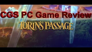 CGS - Torin's Passage - PC Game Review