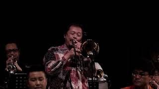"""熱帯JAZZ楽団、Tb中路英明の名曲 「La Decision」 Nettai Tropical Jazz Big Band """"La Decision"""" by Hideaki Nakaji 熱帯JAZZ楽団オフィシャルホームページ http://ww..."""