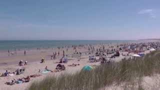Summer in Ireland. Curracloe Beach 09.06.2013