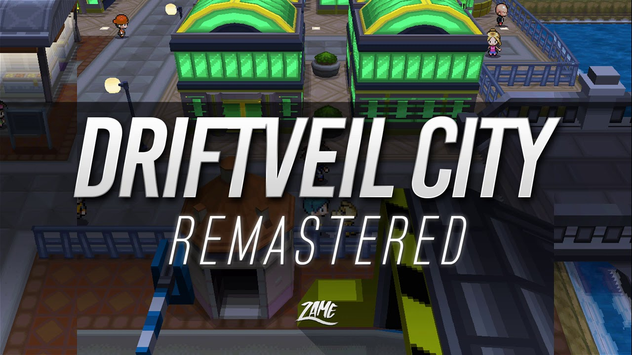 Driftveil City Remastered Pokemon Black White Youtube Driftveil city megalovania/accumula town/running in the 90s/we are number one/crab rave/nyan cat/darude. driftveil city remastered pokemon black white