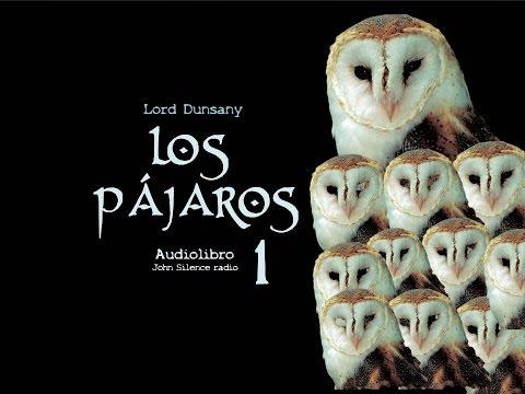 Audiolibro LOS PAJAROS - Du Maurier - PARTE 1 de 2 audiobook de terror