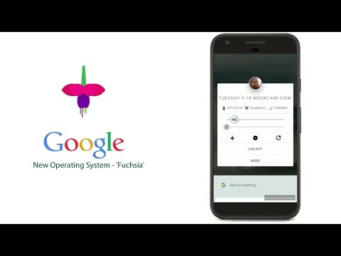 Fuchsia OS Preview: Google's New operating system