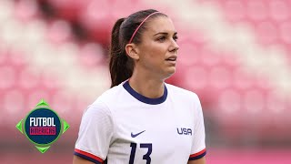 The USWNT's fear factor has FADED ahead of Olympic quarterfinals - Gomez | Futbol Americas