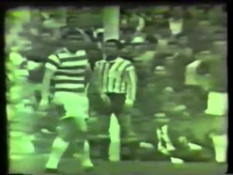 Racing Club vs Celtic - 2da Final Intercontinental 1967 (Partido Completo)