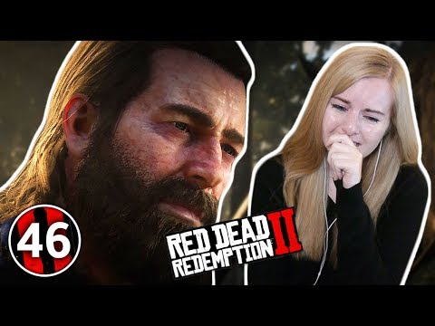I Can't Stop Crying! - Red Dead Redemption 2 Ending Gameplay Part 46