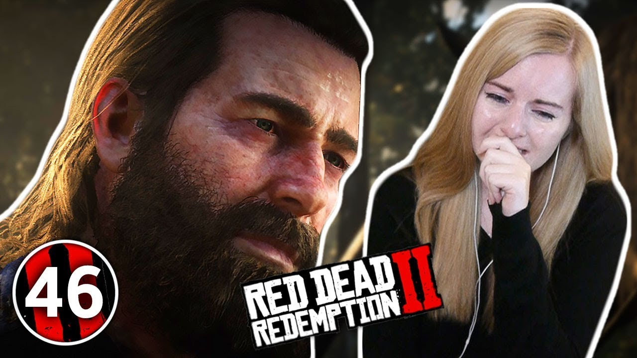 I Can't Stop Crying! - Red Dead Redemption 2 Ending Gameplay Part 46 thumbnail
