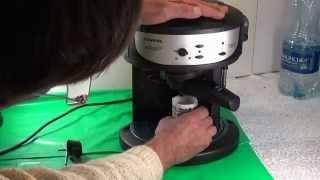 Как починить кофеварку