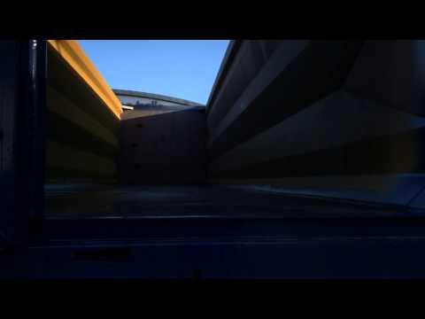 New 2015 Steel bulk tipping trailer