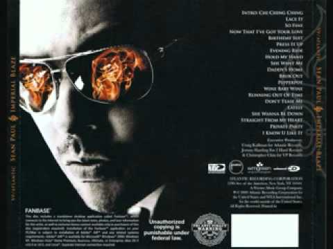 SEAN PAUL - IMPERIAL BLAZE / LACE IT - YouTube