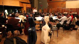 "Brian Tyler conducts Terra Nova - ""Cycles of Time"""