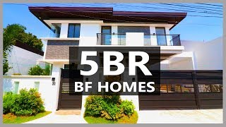 ID: P16 Brand NEW Contemporary HOUSE and LOT for Sale in BF Homes, Paranaque City, Metro Manila