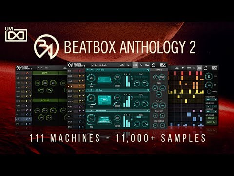 UVI BeatBox Anthology 2 | Trailer