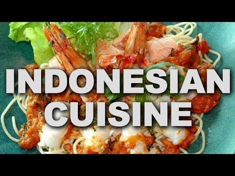 The Diverse Cuisine of Indonesia