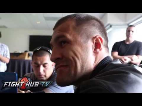 Sergey Kovalev on title defense, calls Stevenson a POS & reflects on killing boxer in ring