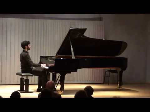 "Beethoven, Ludwig van: Sonata op.53 ""Waldstein"" Bertan Balli, Piano"