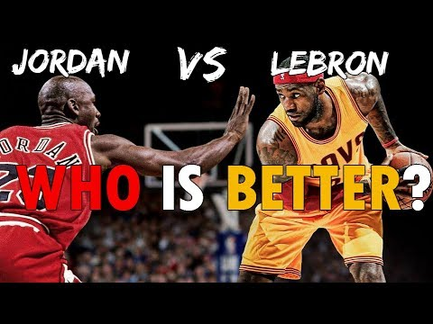 Jordan VS Lebron - Who is actually Better !!!