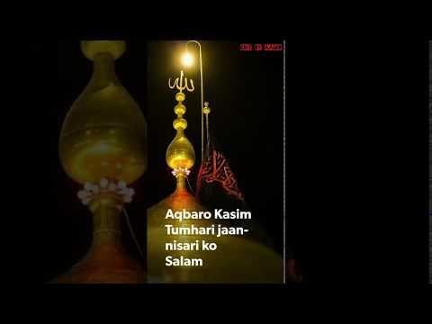 ❤️Shah Saware Karbala ki Shah Sawari ko Salam WhatsApp status/ ya Hussain