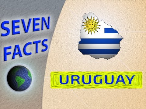 7 Facts about Uruguay