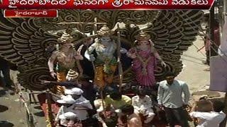 Jai Sriram Shobha Yatra in Hyderabad 2015 - Live