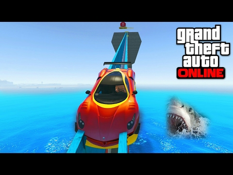 FUNNY WATER PARKOUR OSIRIS - GTA 5 ONLINE