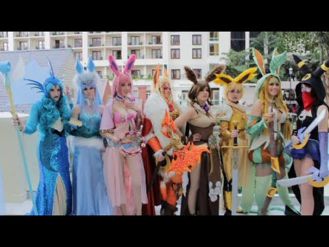 cosplay feature dnd eevolution youtube
