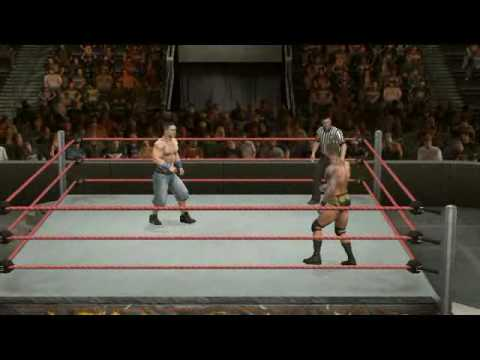 WWE SmackDown vs. RAW 2010 10/26/09 17:33