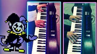 The World Revolving (Jevil's Theme) | Piano Cover | Deltarune