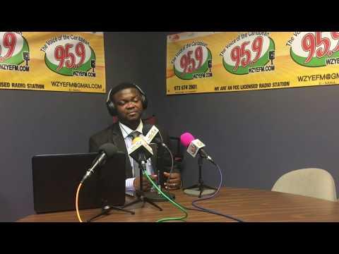 Pastor Israel Radio Broadcast