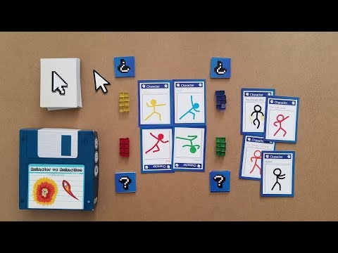 How to Play Animator vs. Animation - The Card Game