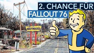 Fallout 76 ist endlich auf dem richtigen Weg - Wastelanders-Vorschau