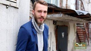 Владимир Червонящий, журналист, Омск