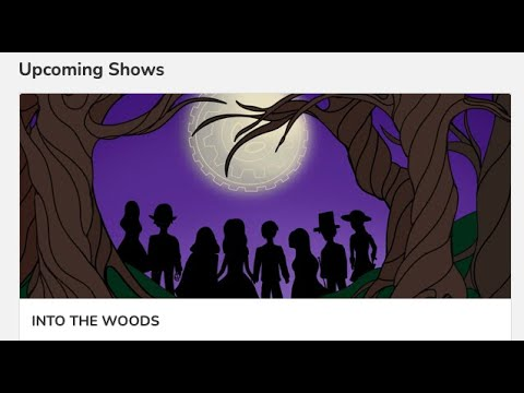 Live theatre is back at Bloomfield Hills High School with performances of 'Into the Woods'