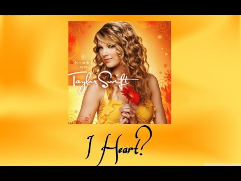 Taylor Swift - I Heart? (Audio Official)