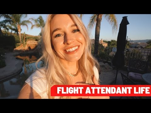 WORST POSSIBLE SITUATION! Flight Attendant Life