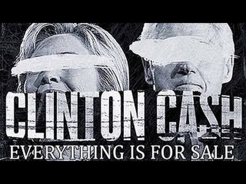 CLINTON CASH — Director's Cut — FULL OFFICIAL MOVIE — Bill & Hillary Clinton´s Blur exposed