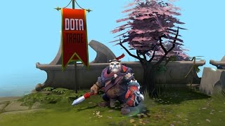Snowball Stinger and Dizzying Punch kinetic gem Tusk preview Dota 2