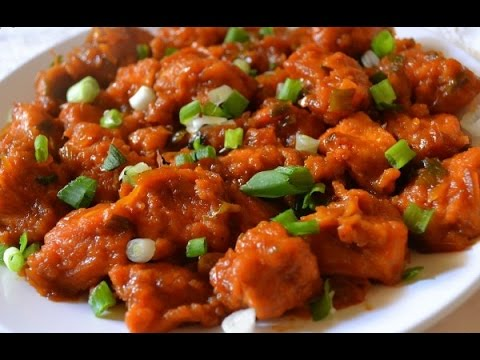 chinese recipes in urdu chicken manchurian - YouTube