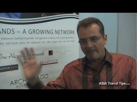 Archipelago Hotels, Resorts and Residences - Interview with VP - HD