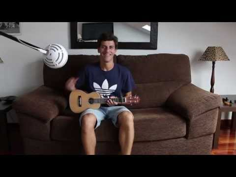 Train - Hey Soul Sister (ukulele cover) | Pedro Rivas